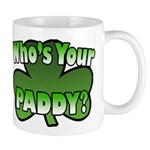 Shamrocks in Shamrock Shamrock Mug