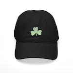 Shamrock Irish Girl Shamrock Black Cap