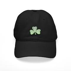 Shamrock Irish Girl Shamrock Baseball Hat