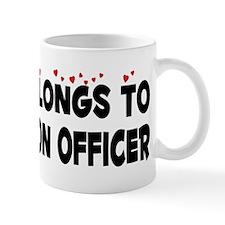 Belongs To A Probation Officer Mug