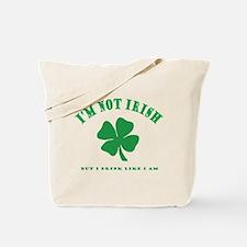 Cute St pats Tote Bag
