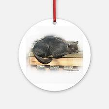 Jonesy Sleeping Keepsake (Round)