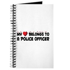 Belongs To A Police Officer Journal