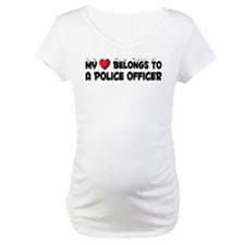 Belongs To A Police Officer Shirt