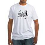 Elect McCain Fitted T-Shirt