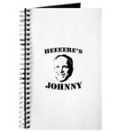 Heeeeere's Johnny Journal