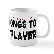 Belongs To A Poker Player Mug