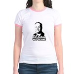 In John we trust Jr. Ringer T-Shirt