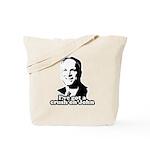 I've got a crush on John McCain Tote Bag