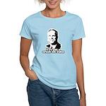 I've got a crush on John McCain Women's Light T-Sh