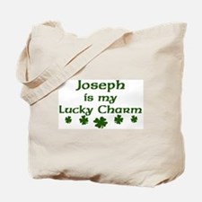 Joseph - lucky charm Tote Bag