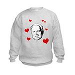 I heart McCain Kids Sweatshirt