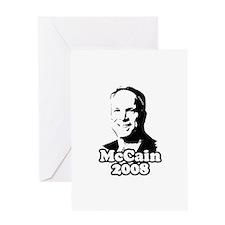 John McCain 2008 Greeting Card