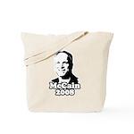 John McCain 2008 Tote Bag