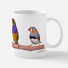 Finches Mugs