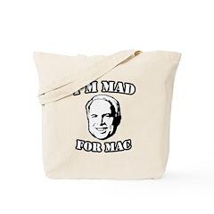 I'm mad for Mac Tote Bag