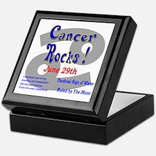 Cancer June 29th Keepsake Box