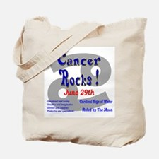Cancer June 29th Tote Bag