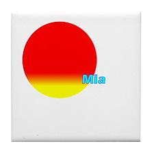 Mia Tile Coaster