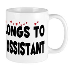 Belongs To A Physician Assistant Mug
