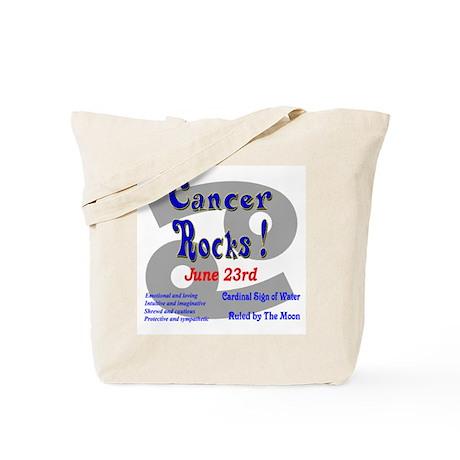Cancer June 23 Tote Bag