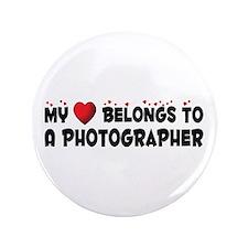 """Belongs To A Photographer 3.5"""" Button"""