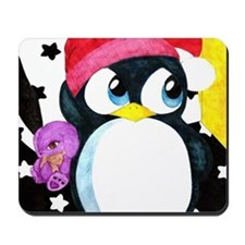 """Chilly & Bob"" Mousepad"