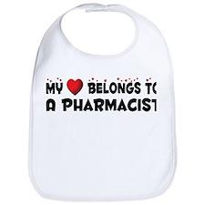 Belongs To A Pharmacist Bib