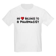 Belongs To A Pharmacist T-Shirt