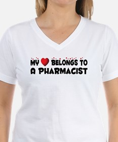 Belongs To A Pharmacist Shirt
