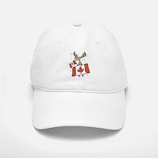 Canada Day Moose Baseball Baseball Cap