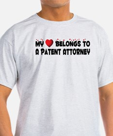 Belongs To A Patent Attorney T-Shirt