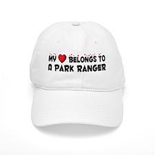 Belongs To A Park Ranger Baseball Cap