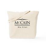 McCain / Mac Attack Tote Bag