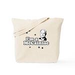 I'm a McCainiac Tote Bag