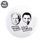 Vote Mac Not Black 3.5