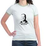 Let's raise McCain Jr. Ringer T-Shirt