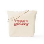 Team McCain Tote Bag