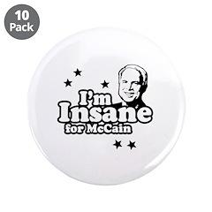 I'm insane for McCain 3.5