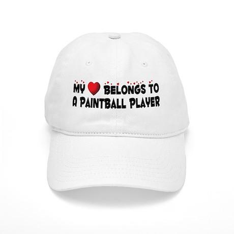 Belongs To A Paintball Player Cap