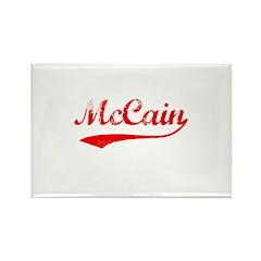 John McCain Rectangle Magnet