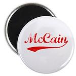 John McCain Magnet
