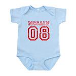 John McCain 08 Infant Bodysuit
