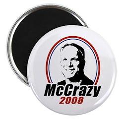 McCrazy 2008 Magnet
