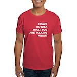 No Idea Dark T-Shirt