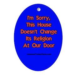 A gentle Reminder to Door knockers