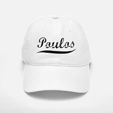 Poulos (vintage) Baseball Baseball Cap