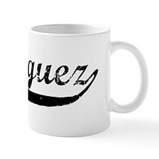 Rodriguez (vintage) Mug