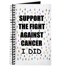 support the fight against cancer Journal