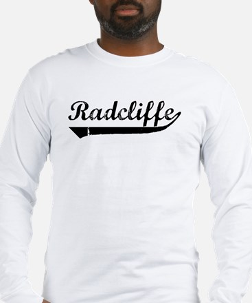 Radcliffe (vintage) Long Sleeve T-Shirt